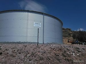 Tank Irrigation
